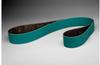 3M 577F Coated Alumina Zirconia Sanding Belt - 100 Grit - 1 1/4 in Width x 148 in Length - 19615 -- 051125-19615