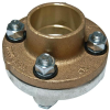 Dielectric Flanged Pipe Fittings -- 3100 - Image