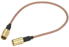 Coaxial Cables (RF) -- 732-65502810415301-ND -Image
