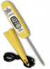 TESTING AND SAFETY, THERMOMETERS, WATERPROOF ANTI-MICROBIAL DIGITAL THERMOMETER -- 10-442