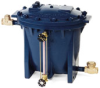 Series PT-200 Low Profile Cast Iron Pump Trap -- Model PT-204 -- View Larger Image