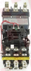 ALLEN BRADLEY 509-EOD ( STARTER, 135 AMP, 3 POLE, 115-120 VAC, OPEN, SIZE 4, NEMA 3 ) -- View Larger Image