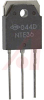 TRANSISTOR NPN SILICON 900V IC=6A TO-3PCASE TF=0.7US HIGH VOLTAGE HIGH SPEED SW -- 70215941