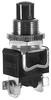 APEM - 1202A2 - SWITCH, PUSHBUTTON, SPST-NC, 8A, 250V -- 1000440 - Image