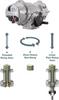 Electric Intelligent Integral Non-Intrusive Full-turn Modulating Actuator -- IQTF Range - Image