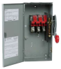 Single Throw Safety/Disconnect Switch -- DH267UGK
