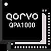 2.8 - 3.2 GHz, 50 Watt GaN Power Amplifier -- QPA1000 -Image
