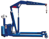Standard Series Full Powered Floor Cranes -- FP-3D