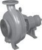 Petrolmaxx End Suction Centrifugal Pump -- PETROLEUM 700 - Image