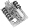 Liquid Level-Drain Dual 120VAC Relay Adj OpenBrd -- LLC24A2AN - Image