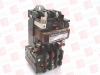 GENERAL ELECTRIC CR306B002 ( STARTER, SIZE0, 18AMP, 3POLE, COIL 115/120VAC ) -Image
