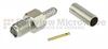 SSMA Female Connector Crimp/Solder Attachment for RG174, RG316 Cable -- FMCN1145 -Image