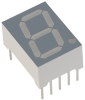 Display Modules - LED Character and Numeric -- 160-1576-5-ND