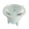 Optics - LEDs, Lamps - Lenses -- 1537-1012-ND