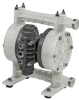 Air Operated Double Diaphragm (AODD) Pump TC-X202 Series - Non-Metallic -- 3/4