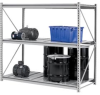 RELIUS SOLUTIONS Bulk Racks with Welded Upright Frames -- 6031800