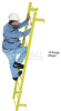 Standard Uncaged Fixed Access Ladder -- T9H703619YL