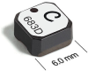 LPS6235 Series Low Profile Shielded Power Inductors -- LPS6235-153 -Image