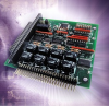 Isolated Digital Input and Relay Output Card -- 104-IIRO-8 -- View Larger Image