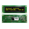 Display Modules - LCD, OLED Character and Numeric -- NHD-0220DZW-AY5-ND