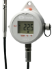 View 2 Data Logger with Temperature & Relative Humidity Probe (-13°F to 185°F) (0 to 100% RH) -- TV-4506