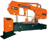 Semi-Automatic Canted Frame Straight Cutting Saw -- SH-1000F - Image