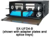 Signamax Fiber Distribution Enclosures -- SX-UFD12-B
