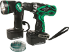 14.4V Cordless Drill and Flashlight -- 8262206 -- View Larger Image