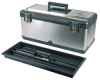 DURATOOL - TL10293 - TOOL CASE, STAINLESS STEEL -- 82608 - Image