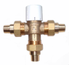 Thermostatic Mixing Valve w/ Check Valve -- 652N