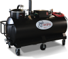 Air-Operated, Combination-Tank Sump Shark -- CA5-300/300CB1