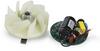 Long Life DC Brushless Motor for Hair Dryer -- PBL3934230-4105 -Image