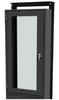 Belden SecurePatch Open Rack Security Door -- BSP-22U Secure Patch -Image