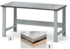 Workbenches with Stainless Steel Tops -- 5449301