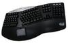 Adesso - PCK-308UB - USB TruForm Pro-Contoured Ergonomic Key -- PCK-308UB - Image