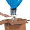 15 Cubic Feet - Loose Fill Dispenser -- 15NUTDIS