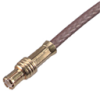 Coaxial Straight Cable Plug -- Type 11_MCX-50-2-15/111_NH - 23000440