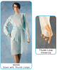 Gown with Thumb Loops -- 89308 - Image