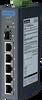 4FE PoE+1G+1G SFP, Unmanaged Ethernet Switch, IEEE802.3af/at, 48V~53VDC, -40~75? -- EKI-2706E-1GFPI