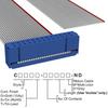 Rectangular Cable Assemblies -- C1AXS-2636G-ND -Image