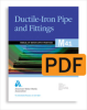 M41 Ductile-Iron Pipe and Fittings, Third Edition (PDF) -- 30041-PDF