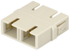 Fiber Connectors and Adapters : Adapters : Loose Piece -- FADSCBU-L
