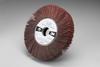 3M Cubitron 741A Coated Ceramic Flap Wheel - 50 Grit - 1 in Face Width - 6 in Diameter - 1 in Center Hole - 82770 -- 051144-82770