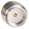 RG58C Coaxial Cable, SMA 90° Male / 90° Male, 1.0 ft -- CCS58A-1HR2 -- View Larger Image