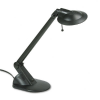 Adjustable Arm 50W Halogen Desk Lamp, Contemporary Shade, An -- L367MB - Image