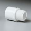 Pipe thread adapter, PVC, 3