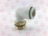SMC KQ2L12-U04 ( FITTING, UNION ELBOW *LQA ) -Image