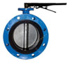 Butterfly Valve Azure® Azure® Lever Operated Butterfly Valve -- Azure® Lever Operated -Image