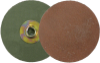 "2"" Tiger Aluminum Blending Disc, 36AO, TYPE S -- 59869 -- View Larger Image"