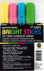 BRIGHT STICK SET OF 5 MARKERS -- W30157